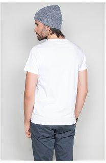 T-Shirt T-SHIRT INGENIOUS Homme W191111 (46749) - DEELUXE