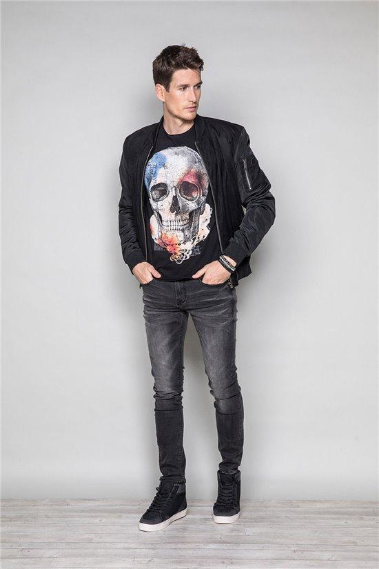 T-Shirt JACKY Homme W19152 (46751) - DEELUXE