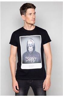T-Shirt T-SHIRT JUST Homme W19189 (46766) - DEELUXE
