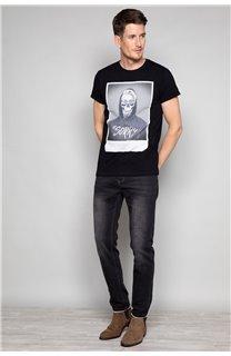 T-Shirt T-SHIRT JUST Homme W19189 (46767) - DEELUXE
