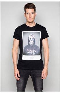 T-Shirt T-SHIRT JUST Homme W19189 (46768) - DEELUXE