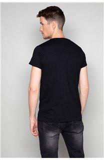 T-Shirt T-SHIRT JUST Homme W19189 (46769) - DEELUXE