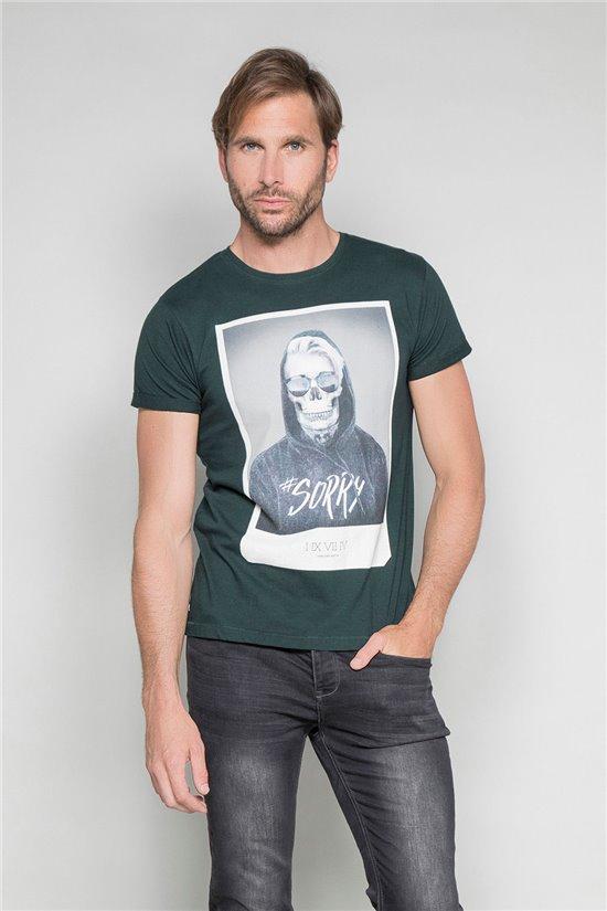 T-Shirt T-SHIRT JUST Homme W19189 (46761) - DEELUXE