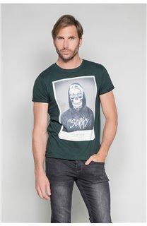 T-Shirt T-SHIRT JUST Homme W19189 (46771) - DEELUXE