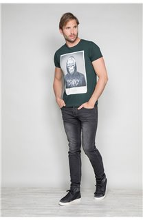 T-Shirt T-SHIRT JUST Homme W19189 (46772) - DEELUXE