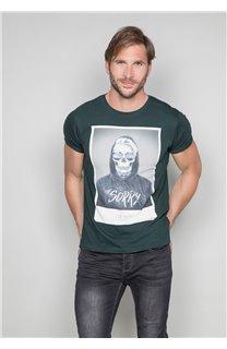 T-Shirt T-SHIRT JUST Homme W19189 (46773) - DEELUXE