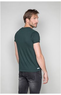 T-Shirt T-SHIRT JUST Homme W19189 (46774) - DEELUXE