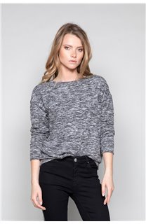 Pull Pull CHARLY Femme W19334W (46796) - DEELUXE