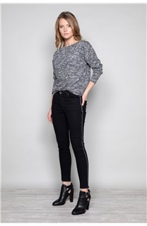 Pull Pull CHARLY Femme W19334W (46797) - DEELUXE