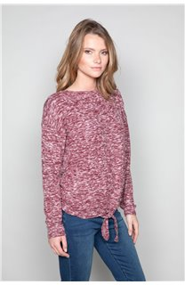 Pull Pull CHARLY Femme W19334W (46806) - DEELUXE