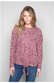 Pull Pull CHARLY Femme W19334W (46808) - DEELUXE