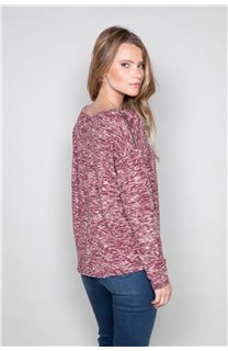 Pull Pull CHARLY Femme W19334W (46809) - DEELUXE