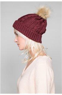Bonnet PRALOUP Femme W18932W (46907) - DEELUXE