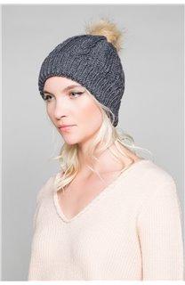 Bonnet PRALOUP Femme W18932W (46910) - DEELUXE