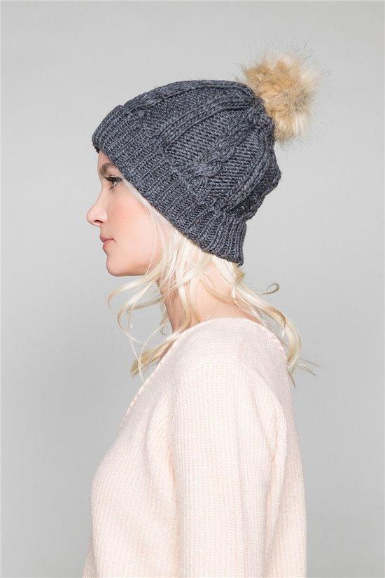 Bonnet PRALOUP Femme W18932W (41480) - DEELUXE