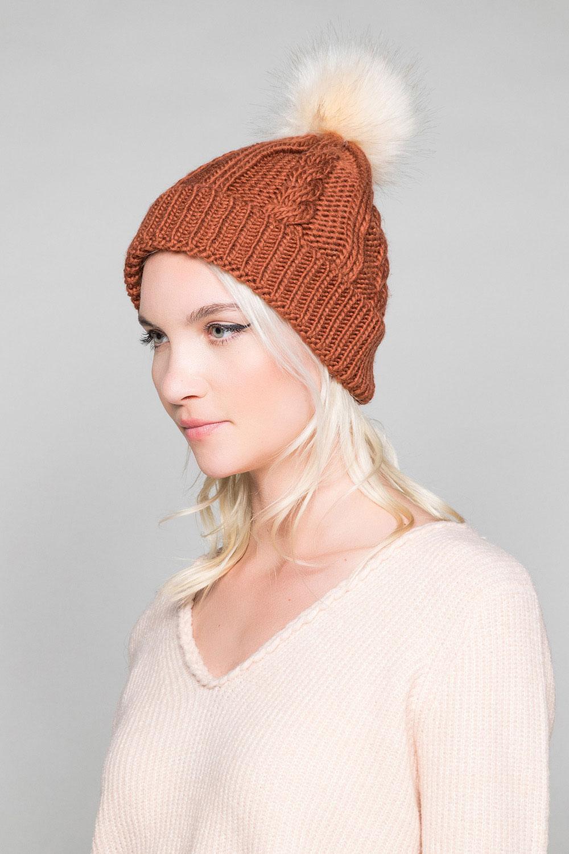Bonnet Bonnet PRALOUP Femme W19932W (46912) - DEELUXE