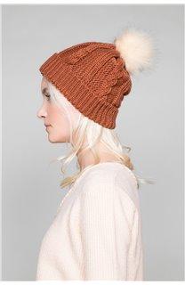 Bonnet Bonnet PRALOUP Femme W19932W (46913) - DEELUXE