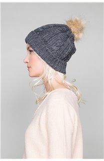 Bonnet Bonnet PRALOUP Femme W19932W (46915) - DEELUXE