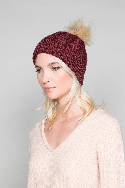 Bonnet Bonnet PRALOUP Femme W19932W (46920) - DEELUXE