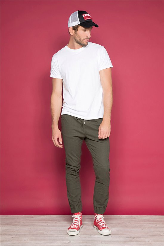 Pantalon PANTALON ANDY Homme W197026 (47007) - DEELUXE