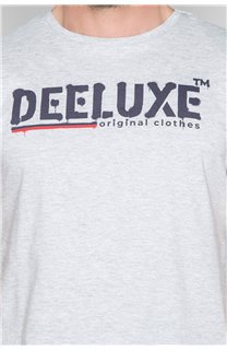 T-Shirt ALEC Homme W191104 (47101) - DEELUXE