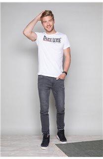 T-Shirt ALEC Homme W191104 (47108) - DEELUXE
