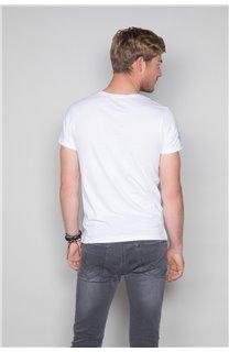 T-Shirt ALEC Homme W191104 (47110) - DEELUXE
