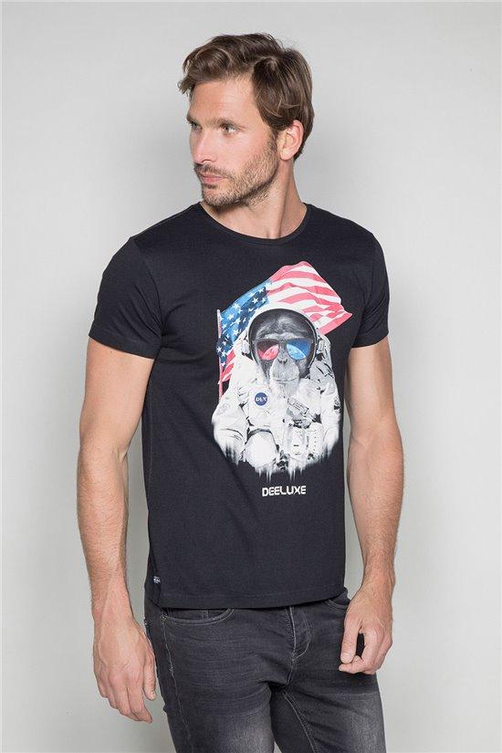 T-Shirt T-SHIRT ASTOMONK Homme W19179 (47122) - DEELUXE