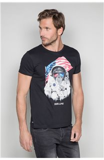 T-Shirt T-SHIRT ASTOMONK Homme W19179 (47112) - DEELUXE