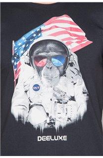 T-Shirt T-SHIRT ASTOMONK Homme W19179 (47116) - DEELUXE