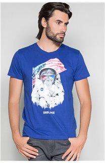 T-Shirt T-SHIRT ASTOMONK Homme W19179 (47117) - DEELUXE
