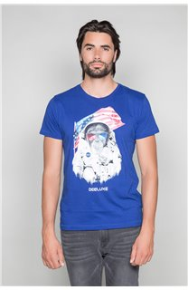 T-Shirt T-SHIRT ASTOMONK Homme W19179 (47119) - DEELUXE