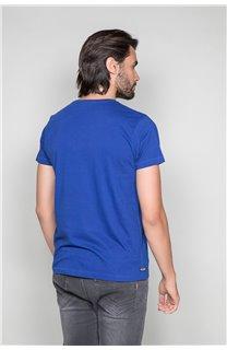 T-Shirt T-SHIRT ASTOMONK Homme W19179 (47120) - DEELUXE