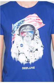 T-Shirt T-SHIRT ASTOMONK Homme W19179 (47121) - DEELUXE