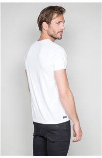 T-Shirt T-SHIRT ASTOMONK Homme W19179 (47125) - DEELUXE