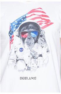 T-Shirt T-SHIRT ASTOMONK Homme W19179 (47126) - DEELUXE