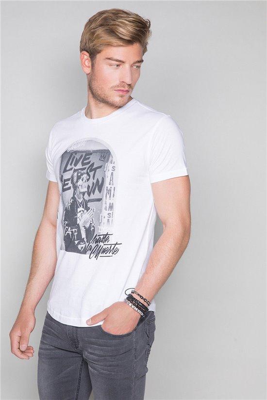 T-shirt BADASS Homme Deeluxe