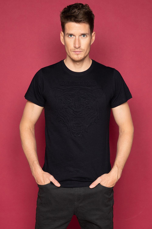 T-Shirt T-SHIRT BLACKTIGER Homme W19109 (47132) - DEELUXE