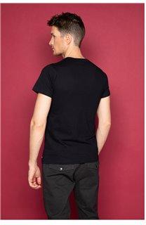 T-Shirt T-SHIRT BLACKTIGER Homme W19109 (47135) - DEELUXE