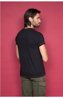 T-Shirt T-SHIRT RIDERS Homme W19180 (47155) - DEELUXE