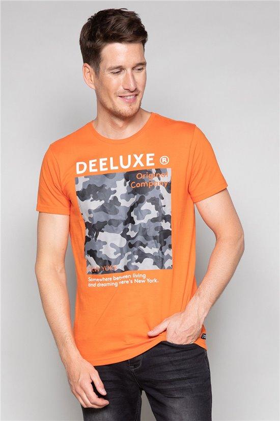 T-Shirt T-SHIRT TIBERLY Homme W19174 (47182) - DEELUXE
