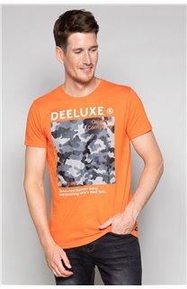 T-Shirt T-SHIRT TIBERLY Homme W19174 (47187) - DEELUXE