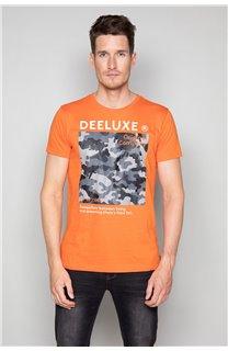 T-Shirt T-SHIRT TIBERLY Homme W19174 (47189) - DEELUXE