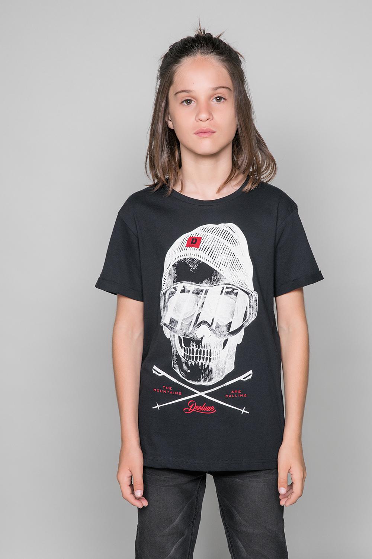 T-Shirt T-SHIRT LANDY Garçon W19126B (47197) - DEELUXE