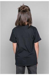 T-Shirt T-SHIRT LANDY Garçon W19126B (47200) - DEELUXE