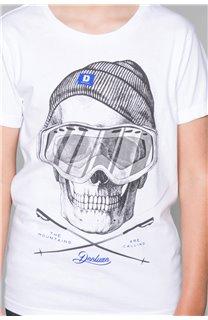 T-Shirt T-SHIRT LANDY Garçon W19126B (47206) - DEELUXE