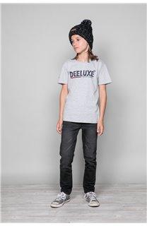 T-Shirt T-Shirt ALEC Garçon W191104B (47223) - DEELUXE