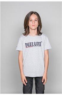 T-Shirt T-Shirt ALEC Garçon W191104B (47224) - DEELUXE