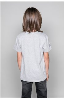 T-Shirt T-Shirt ALEC Garçon W191104B (47225) - DEELUXE