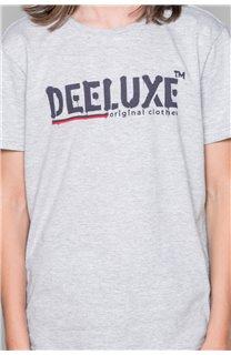 T-Shirt T-Shirt ALEC Garçon W191104B (47226) - DEELUXE